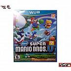 [Wii U] NEW SUPER MARIO BROS U 북미판 중고A급