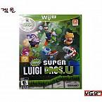[Wii U] NEW SUPER LUIGI U 북미판 중고A급