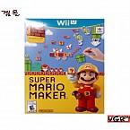 [Wii U] SUPER MARIO MAKER 북미판 중고A급