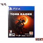 [PS4] 쉐도우 오브 툼레이더 정식발매판 중고A급