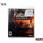[PS3] FALLOUT NEW VEGAS ULTIMATE EDITION (중고A급)(북미판)