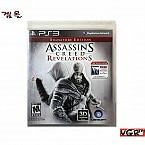 [PS3] ASSASSINS CREED REVELATIONS (중고A급)(북미판)