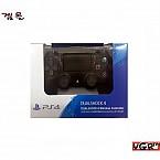 [PS4]소니 듀얼쇼크4 무선컨트롤러 박스셋 (중고)(정발)