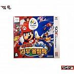[3DS] 마리오와소닉 리우 올림픽 정식발매판 중고 A급