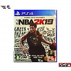 [PS4] NBA 2K19 스탠다드 에디션 한글 정식발매판 중고A급