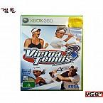 [XBOX360] 버추어 테니스 3 유럽판 중고 A급