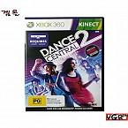 [XBOX360] 댄스 센트럴 2 한글지원 유럽판 중고 A급