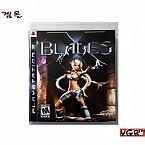 [PS3] X-블레이즈  (중고A급)(북미판)