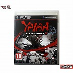 [PS3] 야이바 닌자 가이덴 Z (중고A급)(유럽판)