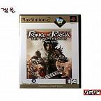 [PS2] 페르시아의 왕자 두개의 왕좌 빅히트 정식발매판 중고A급