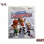 [Wii] 주니어 리그 스포츠 북미발매 중고상품 상태 A급