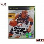 [XBOX] NBA 라이브 2003 정식발매판 중고A급