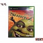 [XBOX] 슈렉 2 정식발매판 중고A급