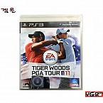 [PS3] 타이거 우즈 PGA 투어 11 (중고A급)(아시아판)