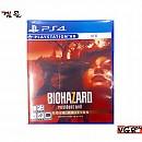 [PS4] 바이오하자드 7 골드 에디션 한글판 중고A급