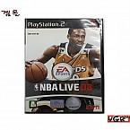 [PS2] NBA 라이브 08 정식발매판 중고A급