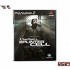 [PS2] 스프린터 셀 일판 중고A급