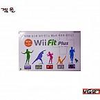 [Wii]WII피트 플러스 시디포함 박스셋 (중고)(정발)