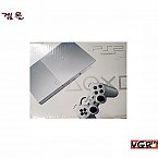 [PS2] PS2 미니 SCPH-90005 실버 박스셋   (중고)(정발)
