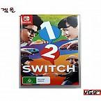 [switch] 원 투 1-2 스위치 유럽판 중고A급