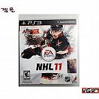 [PS3] NHL 11 (중고A급)(북미판)
