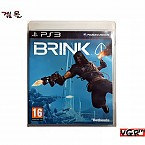 [PS3] Brink ( 블링크 ) 유럽판 중고A급