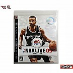 [PS3] NBA 라이브 09 일판 중고A급