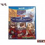 [Wii U] 드래곤 퀘스트 X 올인원 패키지 일판 중고A급