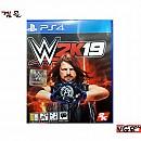 [PS4] WWE 2K19 정식발매판 중고A급