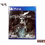 [PS4] 더 로스트 차일드 한글판 중고A급