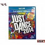 [Wii U] 저스트 댄스 2014 북미판 중고A급