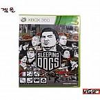 [XBOX360] 슬리핑 독스 정식발매판 중고A급