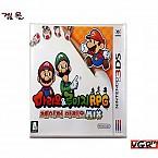 [3DS] 마리오 루이지 RPG 페이퍼 마리오 MIX 한글판 중고A급