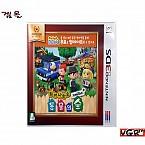 [3DS] 튀어나와요 동물의 숲 아미보 셀렉츠 한글판 중고A급