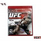 [PS3] UFC 3 UNDISPUTED (중고A급)(북미판)