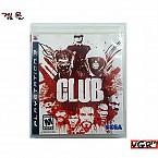 [PS3] THE CLUB 더 클럽 (중고A급)(북미판)