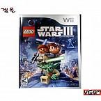 [Wii] 레고 스타워즈 3 북미판 중고상품 상태 A급