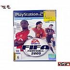 [PS2] 피파 풋볼 2005 유럽판 중고A급