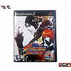 [PS2] 킹 오브 파이터즈 컬렉션 오로치 사가 정식발매판 중고A급