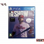 [PS4] MLB THE SHOW 19 (중고)(정발)