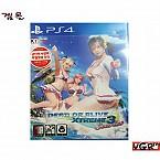 [PS4] 데드 오어 얼라이브 익스트림 3 스칼렛 한글판 (중고)(정발)