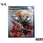 [PS2] 길티기어 이그젝스 샤프 리로드 정식발매판 중고상품