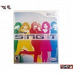 [Wii] 디즈니 SING IT 북미판 중고상품 상태 A급