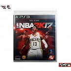 [PS3] NBA 2K17 (중고A급)(북미판)