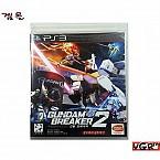 [PS3] 건담 브레이커 2 정식발매판 중고A급