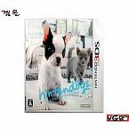 [3DS] 닌텐독스+캣츠 프렌치 불독 일판 중고A급