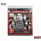 [PS3] SLEEPING DOGS 슬리핑 독스 (중고A급)(유럽판)