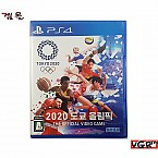 [PS4] 2020 도쿄 올림픽 한글판 (중고)(정발)