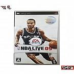 [PSP] NBA LIVE 09 일판 중고