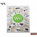 [Wii] 처음 만나는 Wii 일판 중고A급